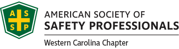 ASSP Western Carolina Chapter Logo